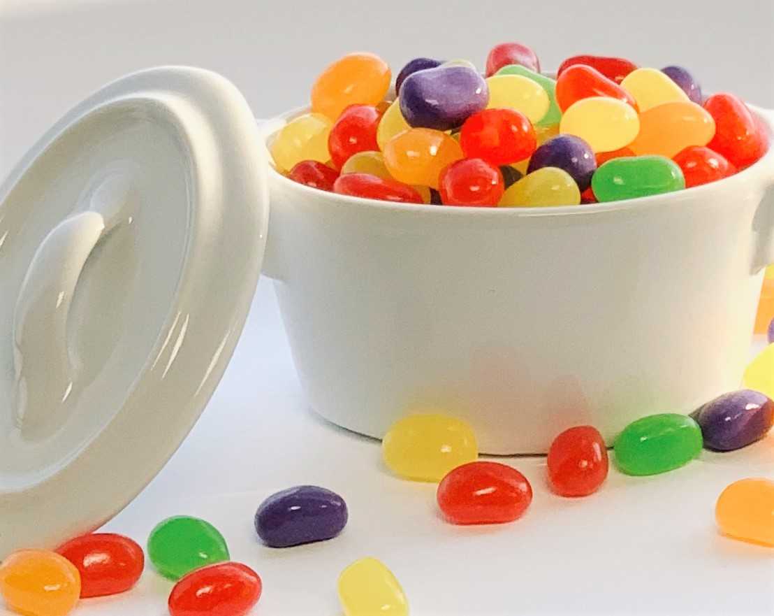 BOBROW SELECT - 5 FLAVOR ASST JELLY BEANS