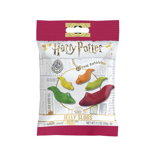 (G) HARRY POTTER JELLY SLUGS 2.1 OZ - 12 CT
