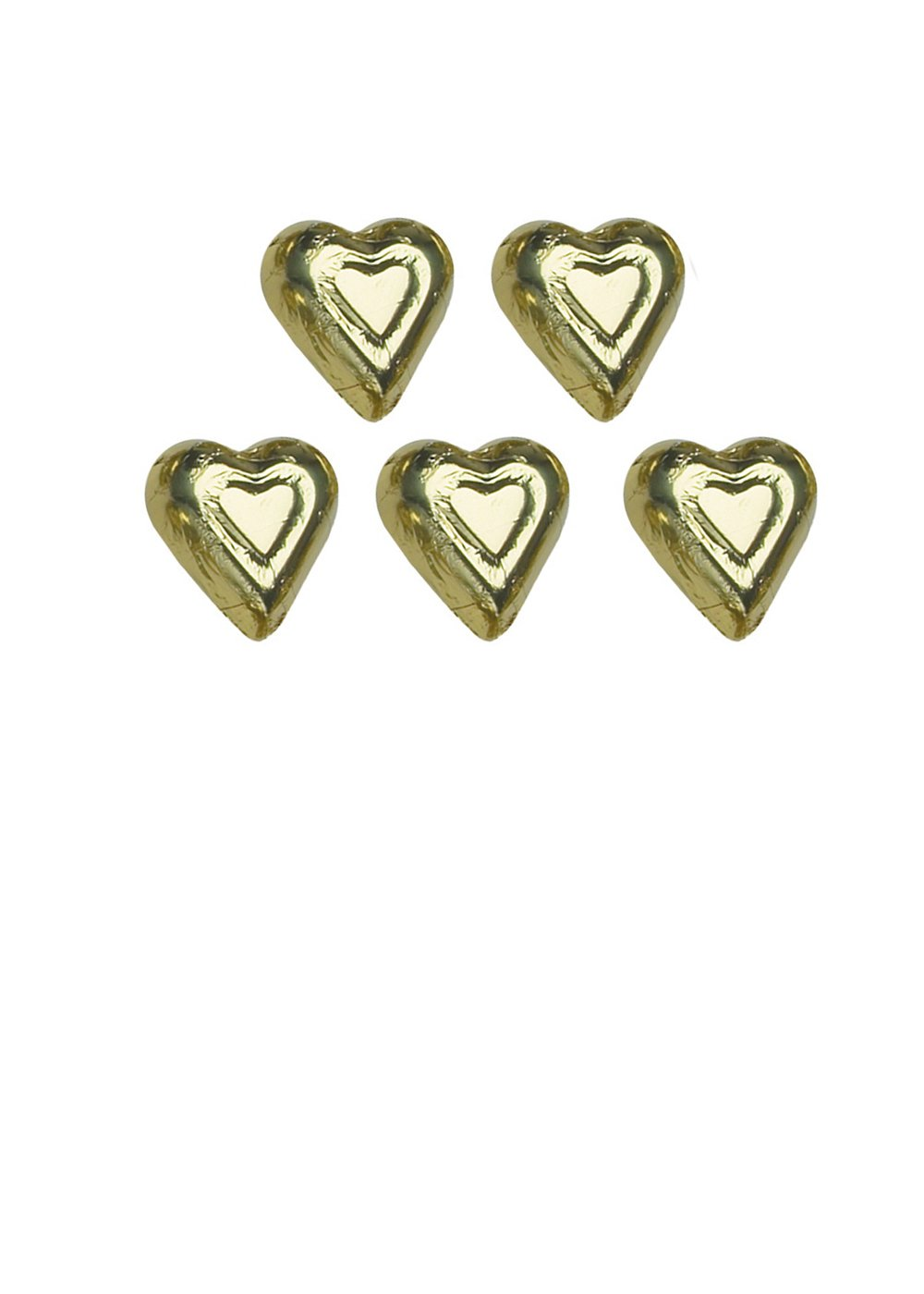 MAD - MINI HEARTS GOLD