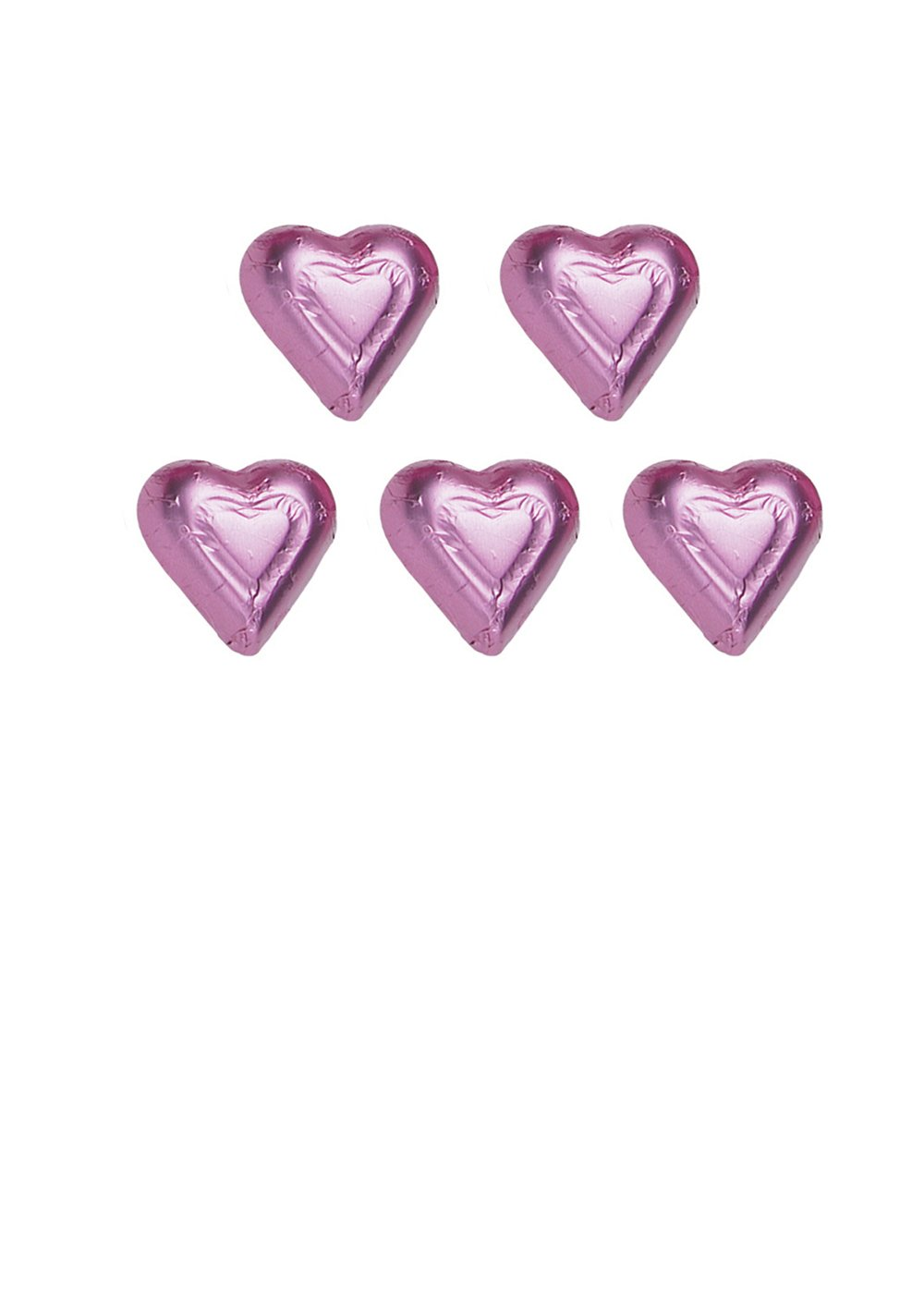 MAD - MINI HEARTS PINK