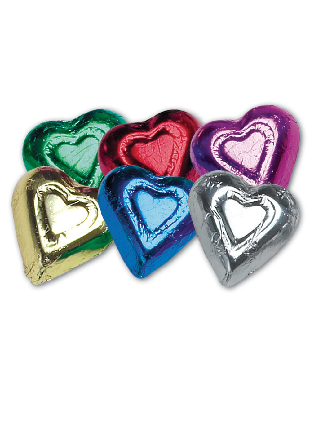 MAD - MINI HEARTS RAINBOW