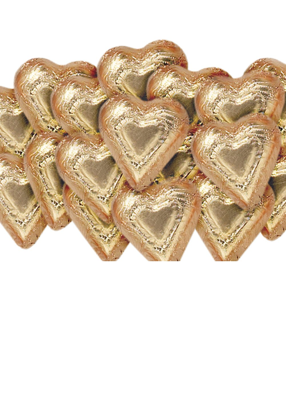 MAD - MINI HEARTS BRONZE DARK