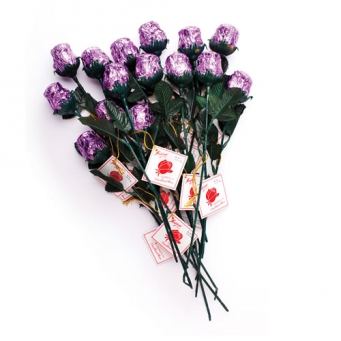 MAD - SWEETHEART ROSES LAVENDER 48 CT
