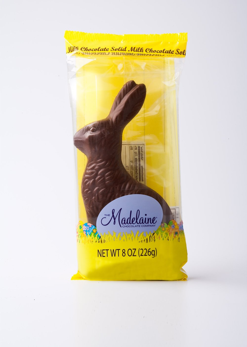 "MAD - RABBIT 8 OZ SITTING (7"") (CELLO) - 24 CT"