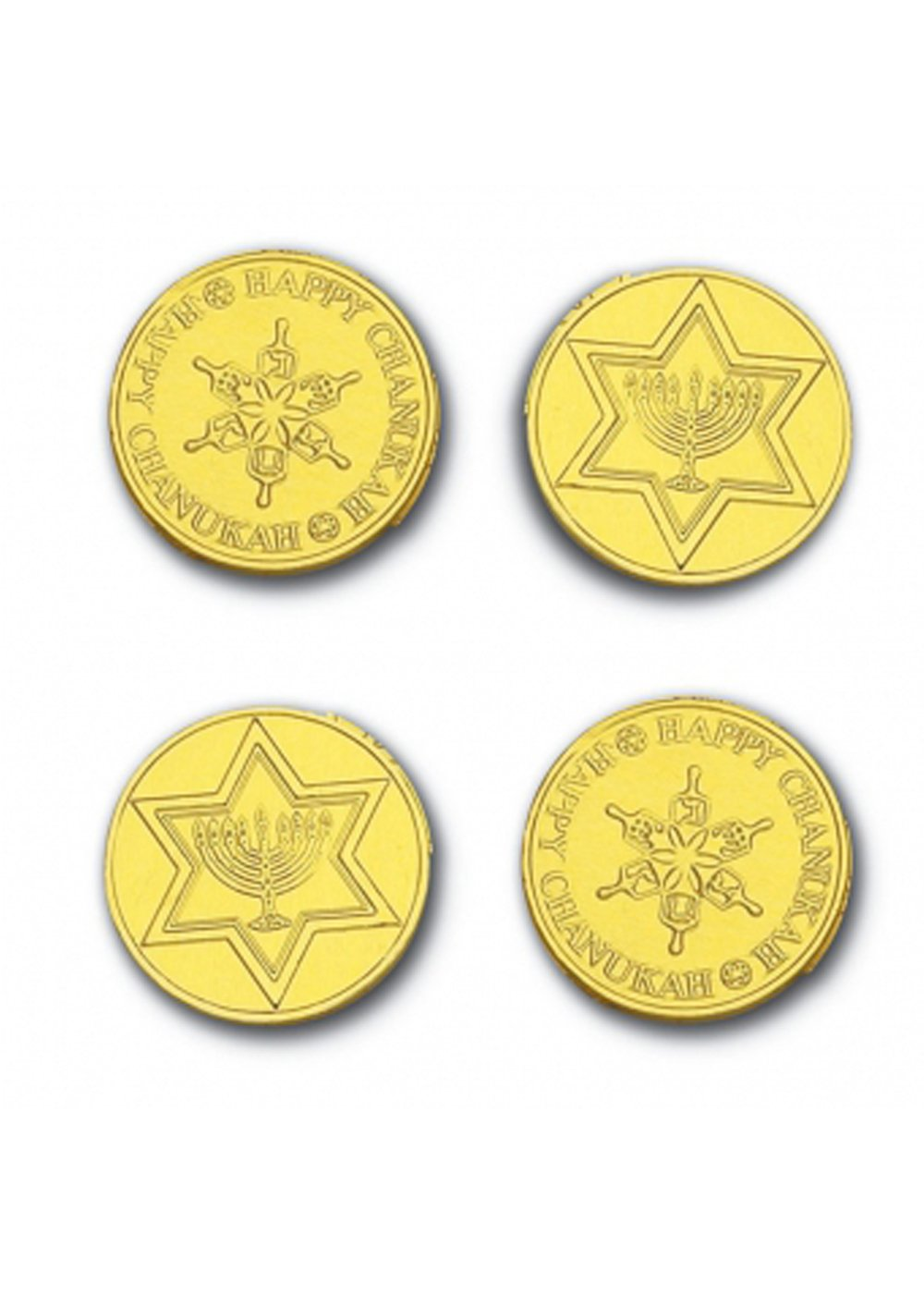 "MAD - CHANUKAH COINS (1.5"")"
