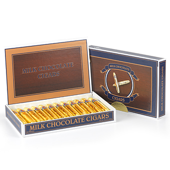 MAD - GOLD CIGARS GIFT BOX 24 CT