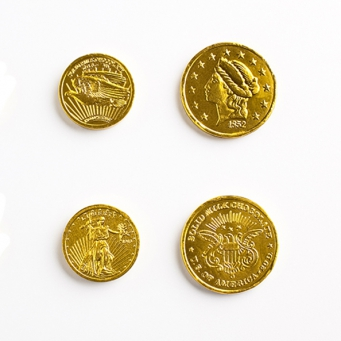 MAD - GOLD COINS ASSORTED