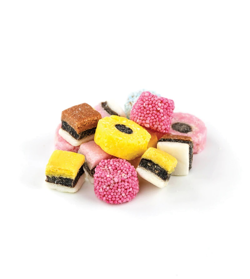 VERBURG - LICORICE ALL-SORTS MINI