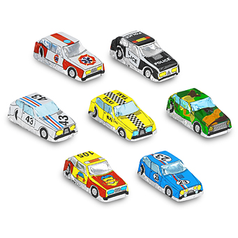 MAD - MINI CARS 100 CT
