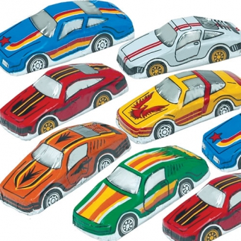 MAD - SUPER RACING CARS 60 CT