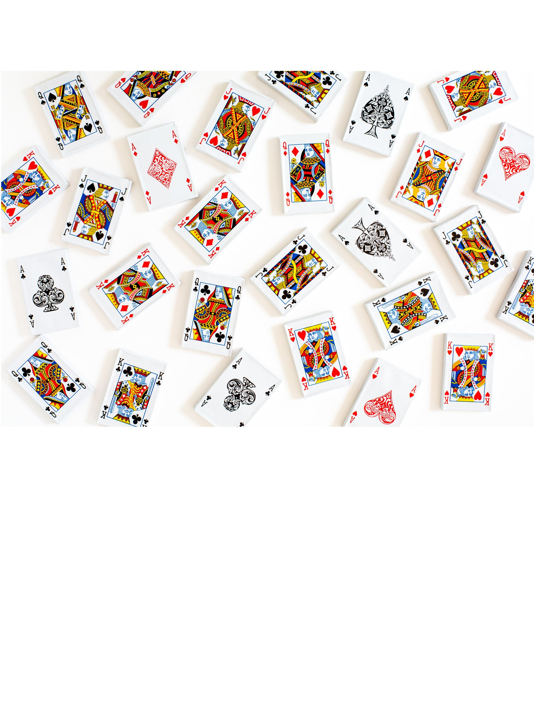 MAD - PLAYING CARDS BULK