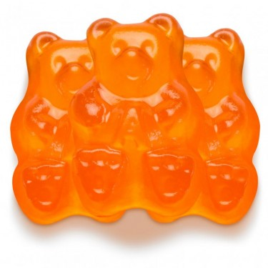 ALBANESE - GUMMI BEARS ORANGE