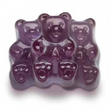ALBANESE - GUMMI BEARS GRAPE
