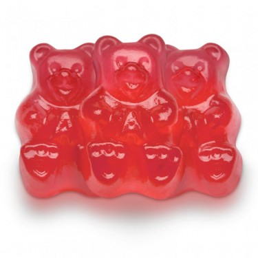 ALBANESE - GUMMI BEARS STRAWBERRY