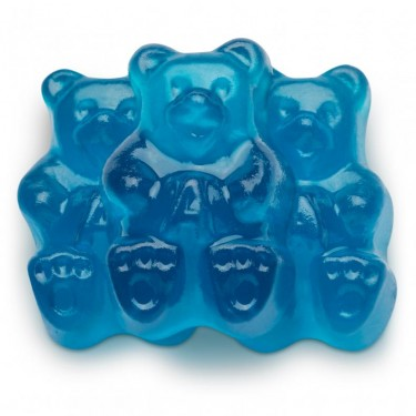 ALBANESE - GUMMI BEARS BLUE RASPBERRY