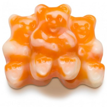 ALBANESE - GUMMI BEARS ORANGE CREAM