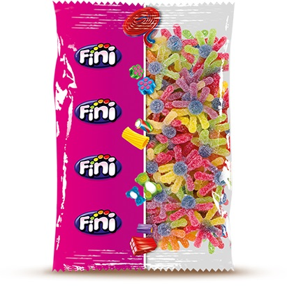 FINI SWEETS - GUMMI SOUR OCTOPUS