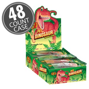 (G) GUMMI PET DINOSAUR - 24 CT
