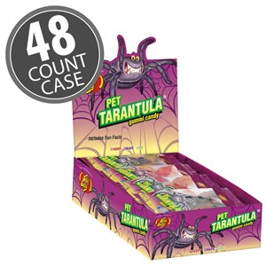 (G) GUMMI PET TARANTULA - 24 CT