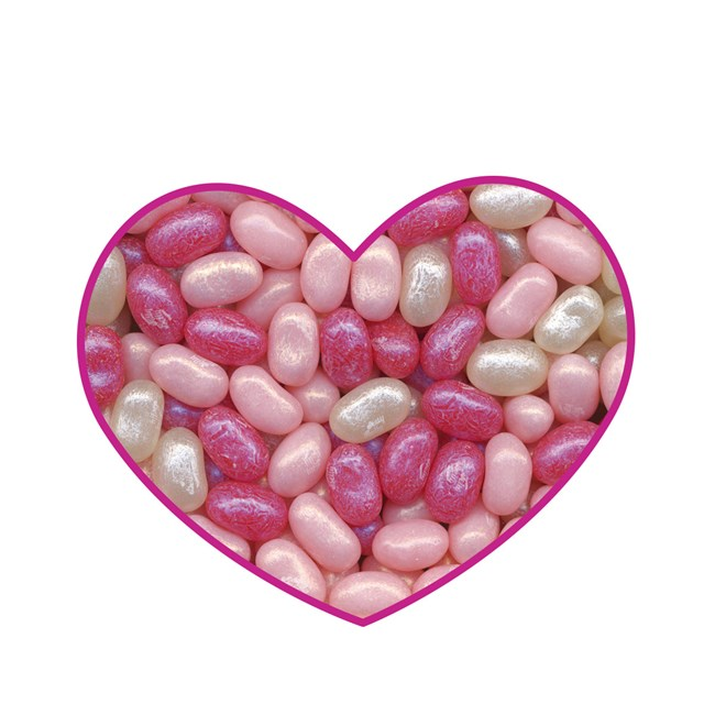 (G) JEWEL BEANS - VALENTINE MIX