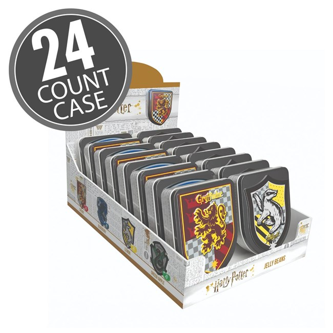 (G) HARRY POTTER - 1 OZ CREST TIN 24 CT