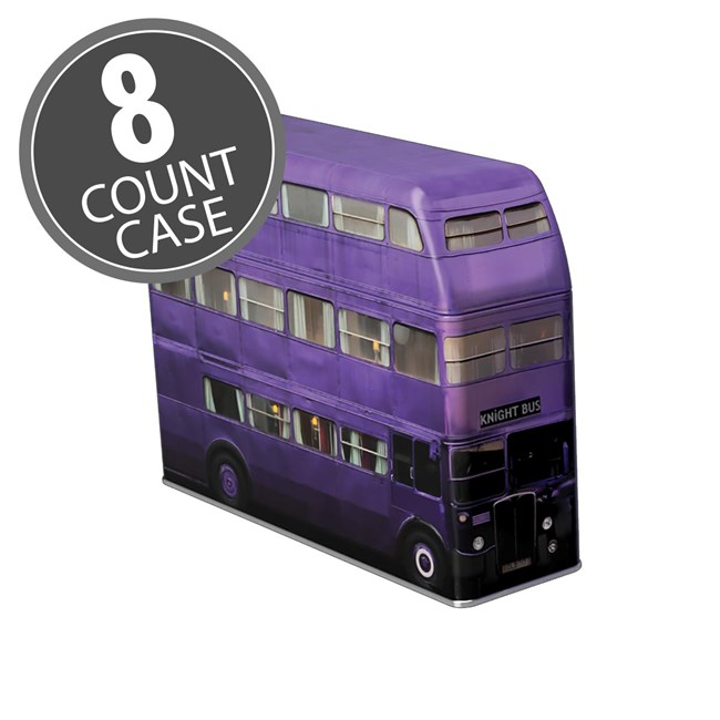 (G) HARRY POTTER - 4.2 OZ KNIGHT BUS TIN 8 CT