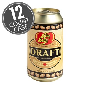 (G) 1.75 OZ JB DRAFT BEER CANS - 12 CT