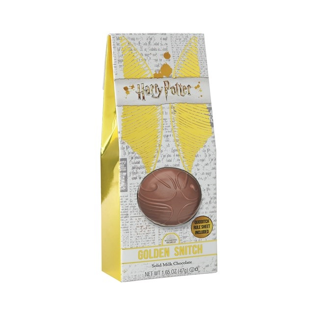 (G) HARRY POTTER - 1.6 OZ GOLDEN SNITCH 12 CT