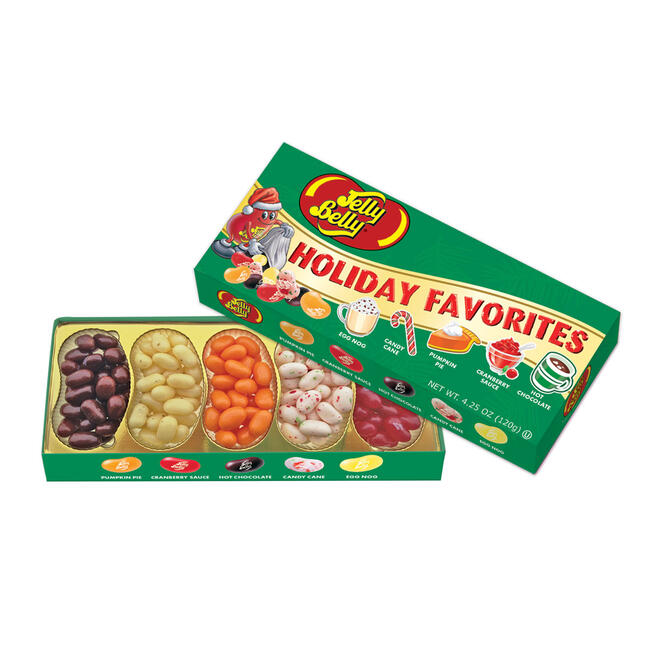 (G) JB GIFT BOX-4.25 OZ-5 FLAVOR JB HOLIDAY -12 CT