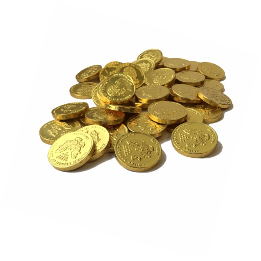 FIESTA - GOLD COINS LARGE