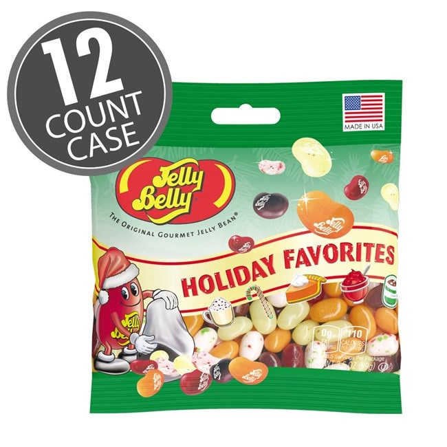 (G) JB HOLIDAY FAVORITES 3.5 OZ BAG - 12 CT