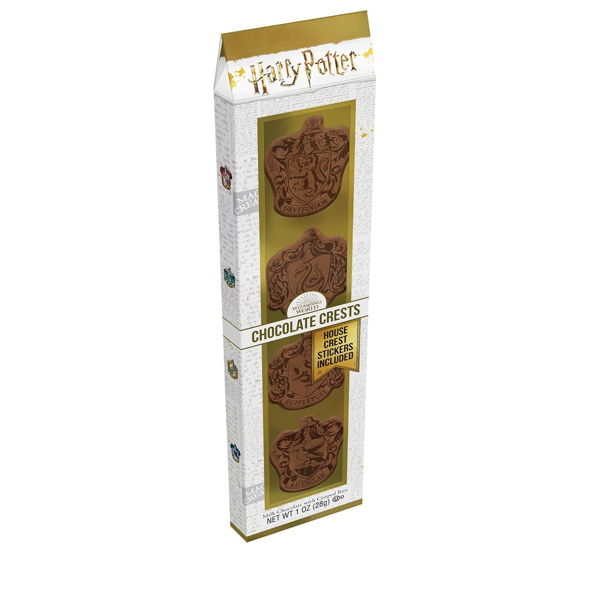 (G) HARRY POTTER CHOC CRESTS 1 OZ 12 CT