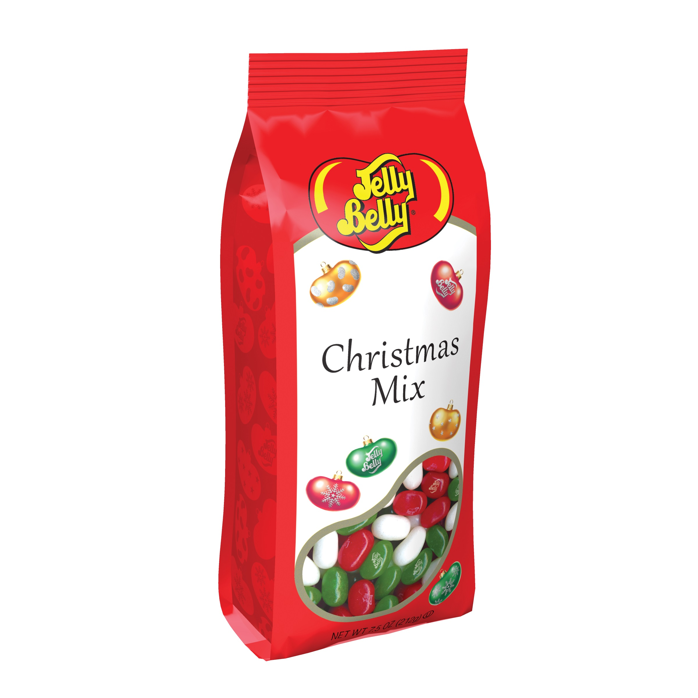 (G) 7.5 OZ JB XMAS MIX  BAGS -12 CT