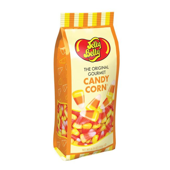 (G) 7.5 OZ CANDY CORN BAGS- 12 CT