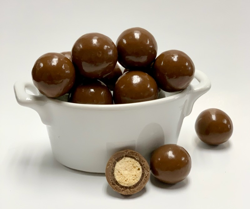 BOBROW SELECT - MILK MALT BALLS