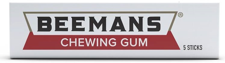 VERBURG - BEEMANS GUM 5PC / 20 CT