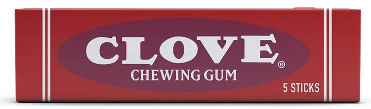 VERBURG - CLOVE GUM 5 PC / 20 CT