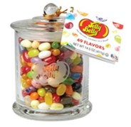 (G) JARS - 14.5 OZ 49 FLAVOR GLASS JAR 6 CT